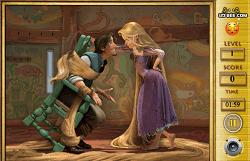 Rapunzel si Literele Ascunse