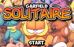 Solitaire cu Garfield
