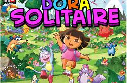 Solitaire cu Dora