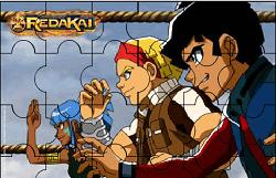 Puzzle cu Radakai 2