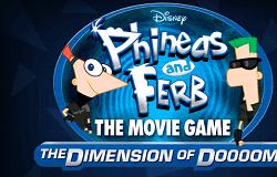 Phineas si Ferb a 2-a Dimensiune