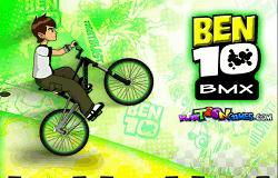 Ben 10 Curse cu Bicicleta