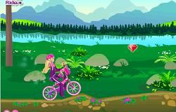 Barbie cu Bicicleta 3