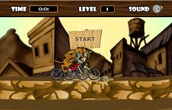 Scooby Curse cu Bicicleta