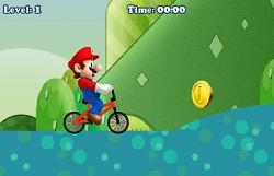 Mario cu Bicicleta