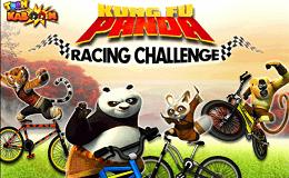 Kung Fu Panda Curse cu Bicicleta