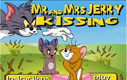 Domnul si Doamna Jerry Saruturi