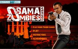 Obama VS ZOmbii