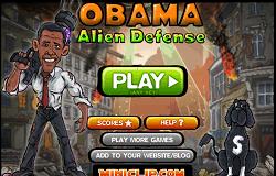 Obama Vs Extraterestrii