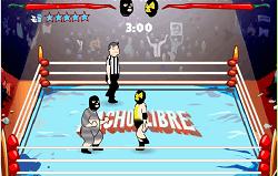 Wrestling Nacho Libre