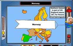 Geografia Europei