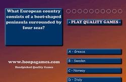 Test la Geografie  - Europa