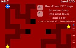 Labirint pe Straturi