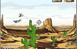 Vanatoare in Desert vulturi