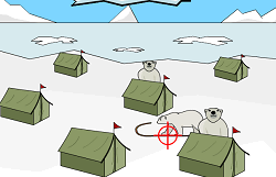 Vanatoare de Ursi Polari ursi polari