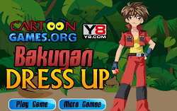 Bakugan Dress-up