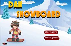 Dan cu Snowboard-ul