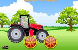 Bakugan Curse cu Tractorul