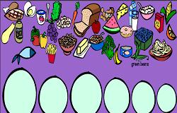 Grupeaza Alimentele