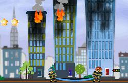 Pompierii Salveaza Orasul