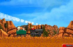 Trenuri cu Pasageri