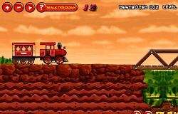Distruge Trenul