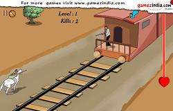 Trenul cu Indieni
