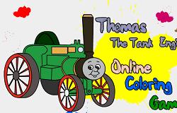Coloreaza Trenurile