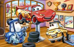 Cars Hidden Numbers