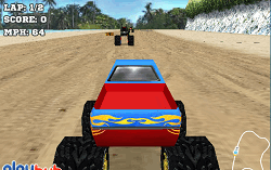 MonsterTruck 3d