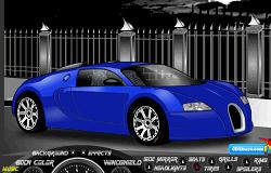 Modifica un Bugatti