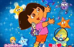 Dora si Literele Ascunse