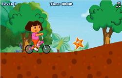 Dora Curse cu Bicicleta