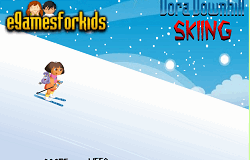 Dora cu Skiurile