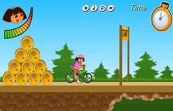 BMX-ul lui Dora