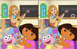 Dora 10 Diferente