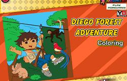 Diego in Padure