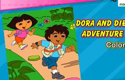 Aventura Dorei si a lui Diego