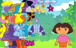 Dora Dress-up 2