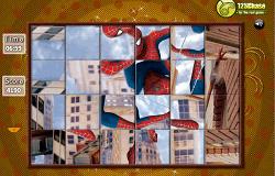 Spiderman Aranjeaza Piesele 2