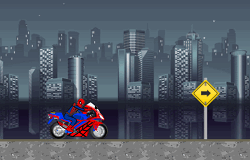 Lupta pe Motocicleta