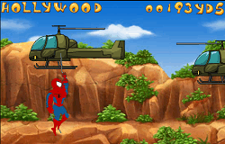 Spiderman In Jurul Lumii