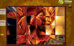 Spiderman si Mary Jane Puzzle