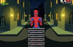 Lovituri cu Spiderman