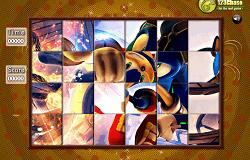 Sonic Puzzle 2