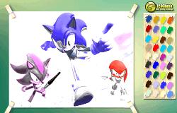 Sonic de Colorat