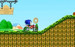 Cursa cu Sonic