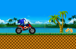 Sonic cu Atv-ul