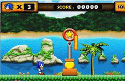 Aventura lui Sonic