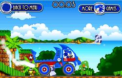 Camionul lui Sonic